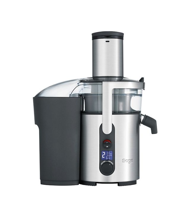 Best juicer: Sage by Heston Blumenthal The Nutri Juicer Plus