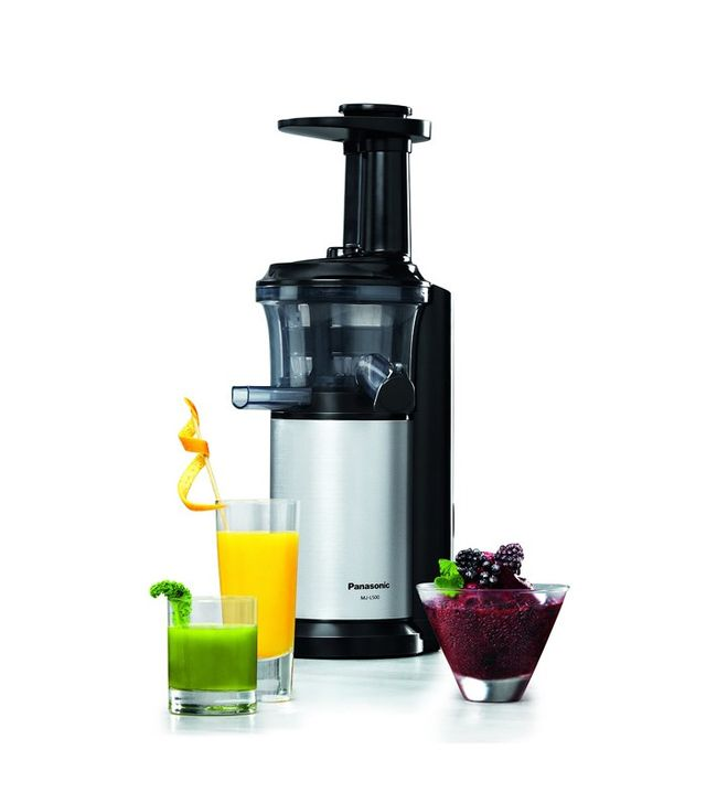 Best juicer: Panasonic Slow Juicer MJ-L500SXC