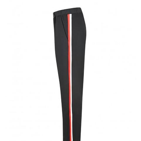 Multi Stripe Retro Track Pant