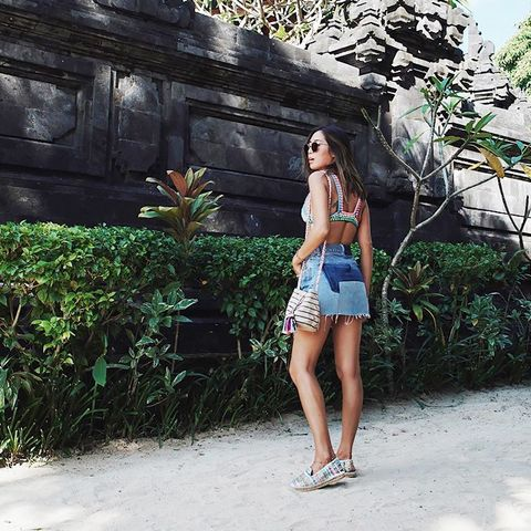This Is Where Style Stars Are Vacationing This Summer