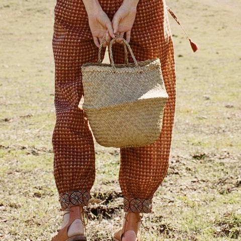 Market Carry-All Basket
