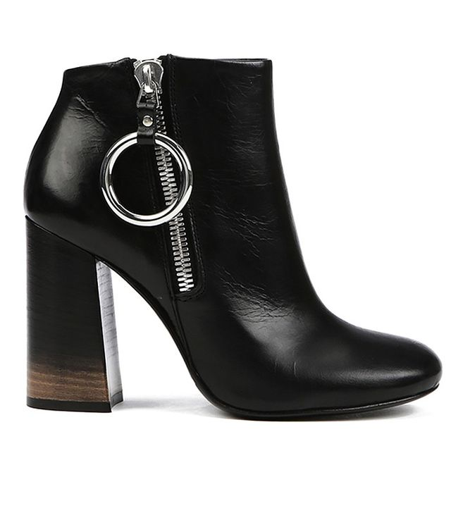 McQ Alexander McQueen Harness Boot