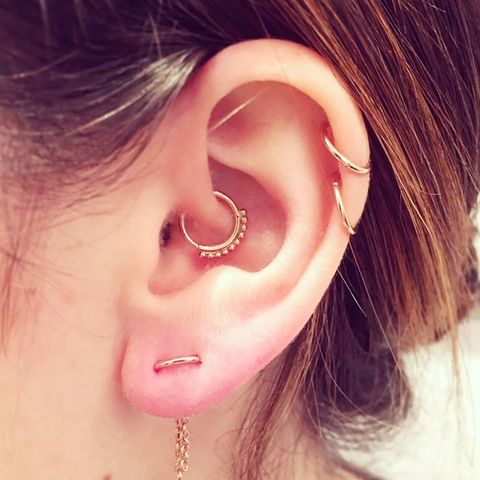 Where Fashion Girls Go to Step Up Their Earring Game