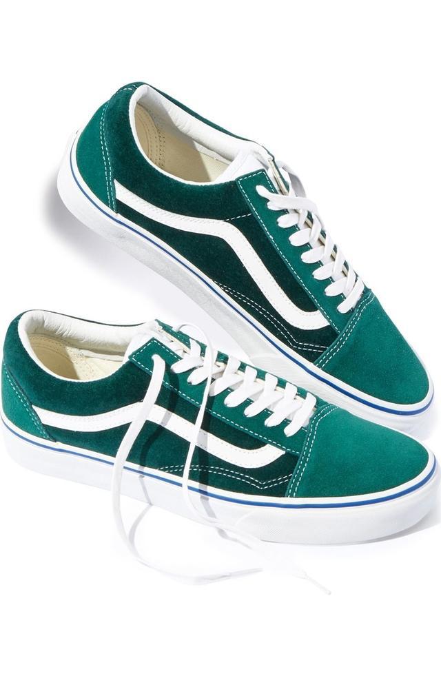 Vans Old Skool Velvet Sneakers