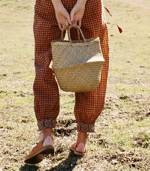 Dôen Market Carry-All Basket