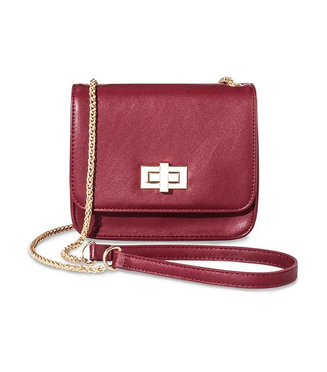 Who What Wear Chain Strap Micro Bag