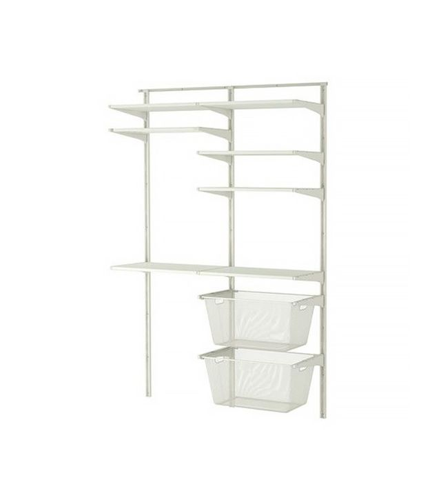 IKEA Algot Wall Upright Shelves