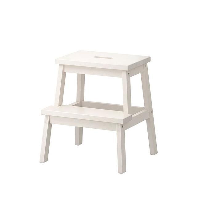 IKEA Bekväm Step Stool in White