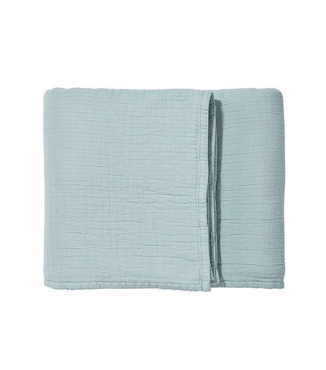 Serena & Lily Pickstitch Matelassé Coverlet