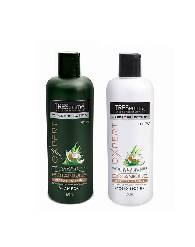 Tresemme Botanique Restore & Shine Shampoo