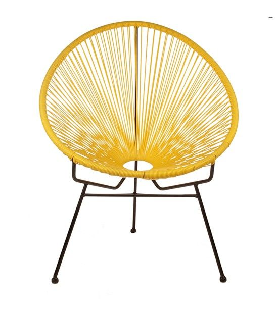 Matt Blatt Acapulco Lounge Chair