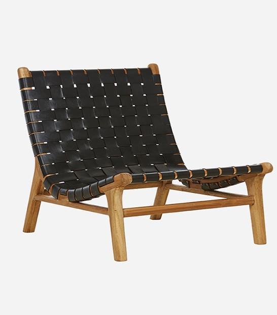 fenton & fenton Tomi Chair in Teak and Black