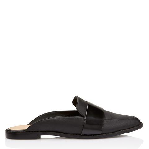 Gordon Backless Slip On Shoes
