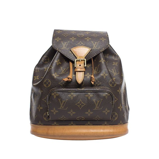 Louis Vuitton Pre-Owned Monogram Montsouris MM Backpack