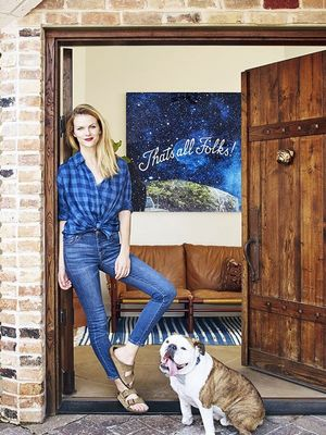 Inside Brooklyn Decker and Andy Roddick's North Carolina Home