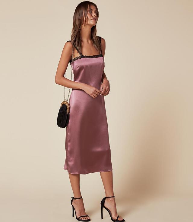 Reformation Tea Dress