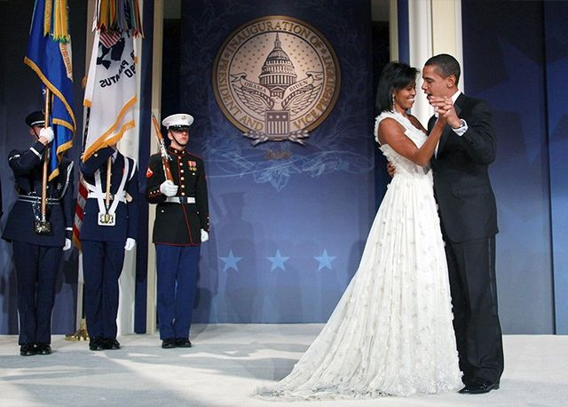 Michelle Obama wearing Jason Wu at the 2009 Inauguration Ball. WWW UK:Can you remember a first moment where you felt you'd really hit a high point? JW: There is no doubt that...