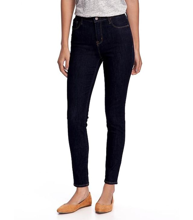 Old Navy High-Rise Rockstar Built-In Sculpt Skinny Jeans