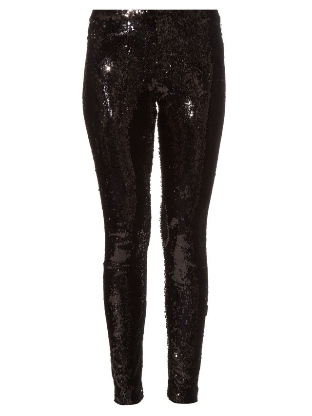 Isabel Marant Izard Sequinned Trousers