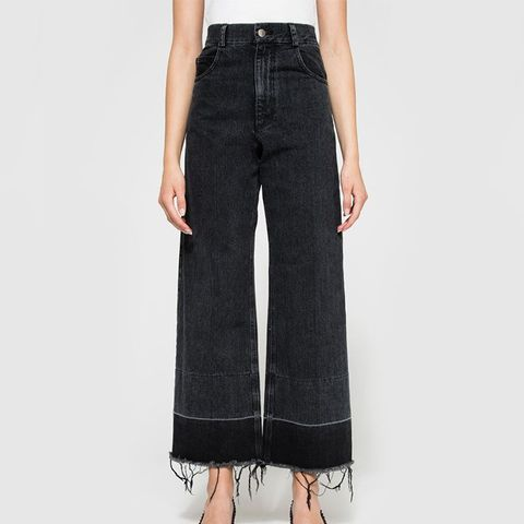 Legion Pant in Washed Black