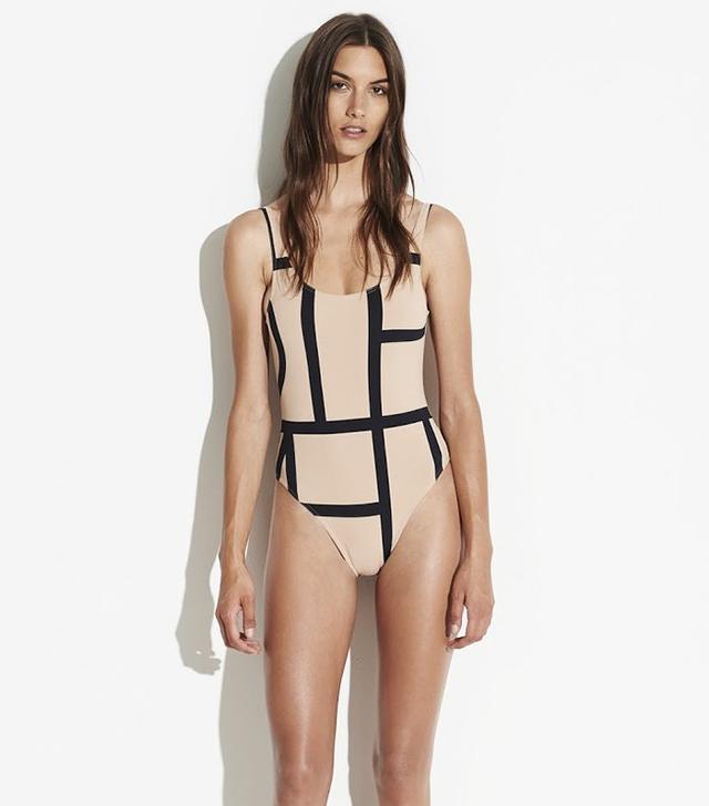 Totême Positano Swim Suit