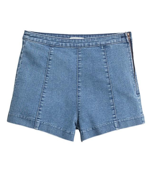 H&M Short Twill Shorts