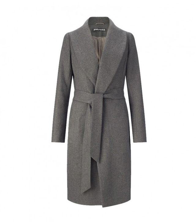Emel + Aris Wrap Coat