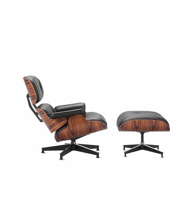 MID Lounge Chair and Ottoman