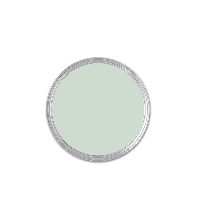 Benjamin Moore Feather Green Paint
