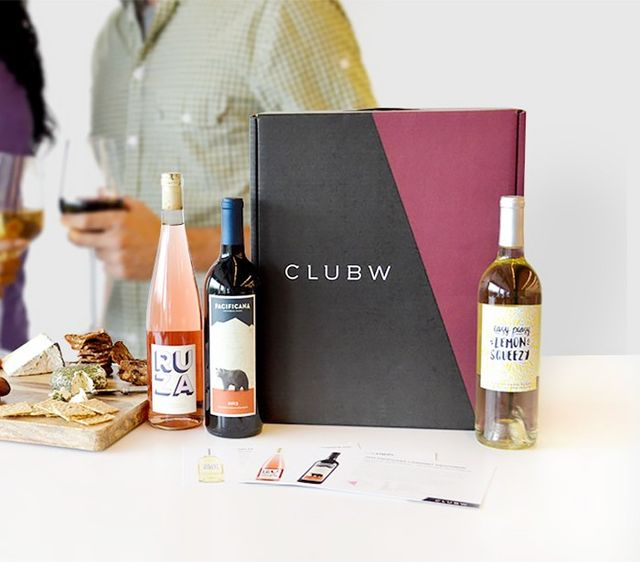 Club W Monthly Wine Shipments