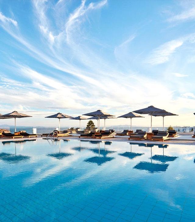 Relais & Châteaux Myconian Utopia Resort