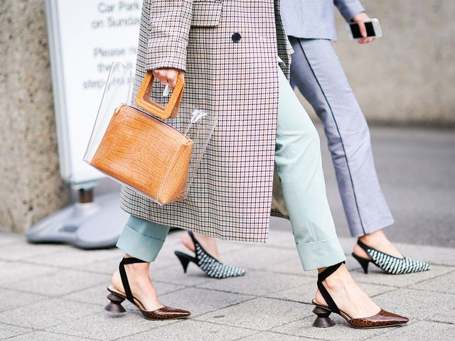 Shoes for Work: Street Style