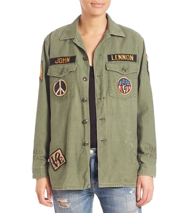 Madeworn John Lennon Army Jacket
