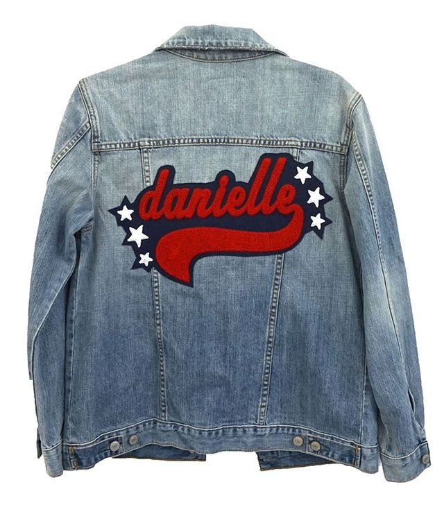 Rails Knox Medium Vintage Wash Jacket, Personalized