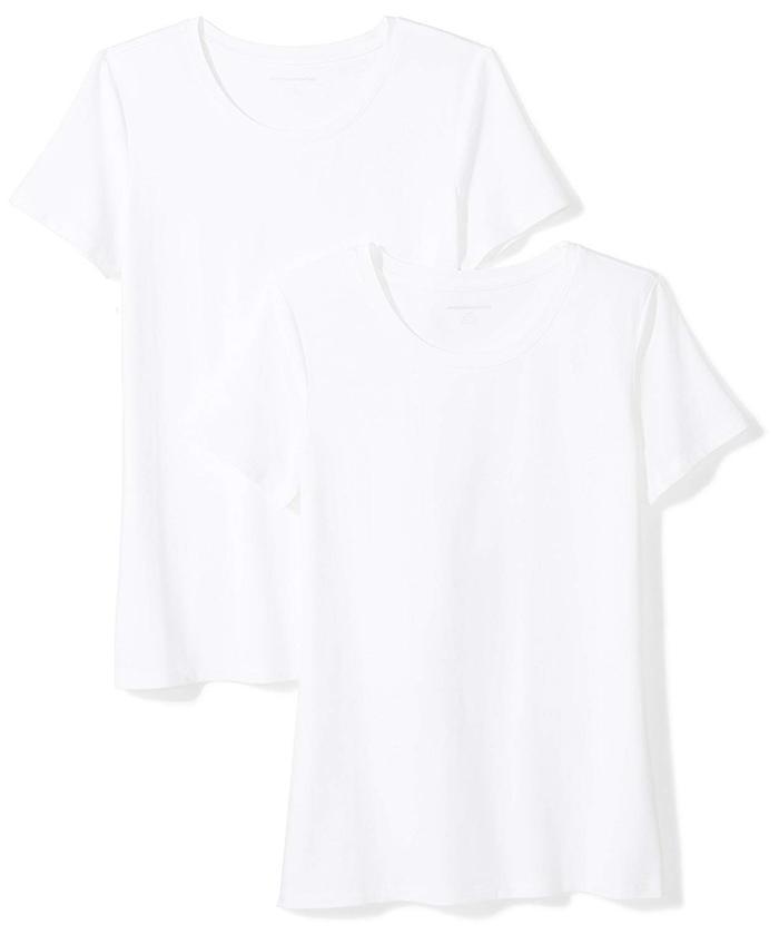 best classic white t shirt