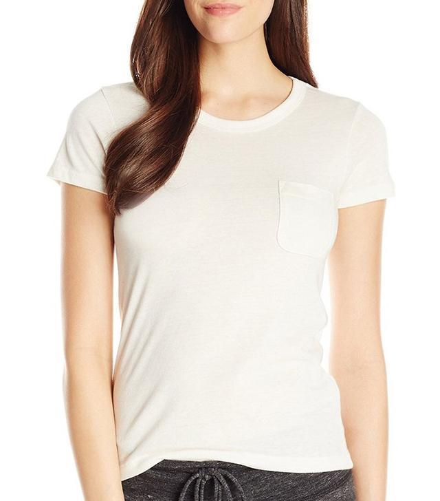 Alternative Women's Eco Jersey Pocket Ideal Short Sleeve T-Shirt