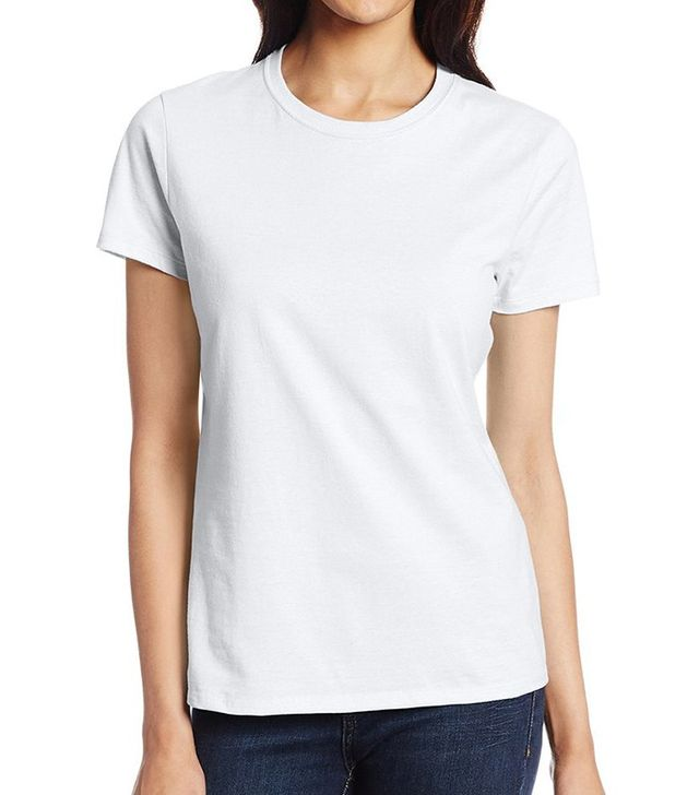 Rated The Best White T Shirts On Amazon Whowhatwear