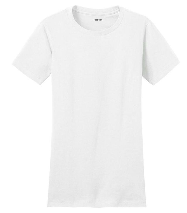 rated the best white t shirts on amazon whowhatwear. Black Bedroom Furniture Sets. Home Design Ideas