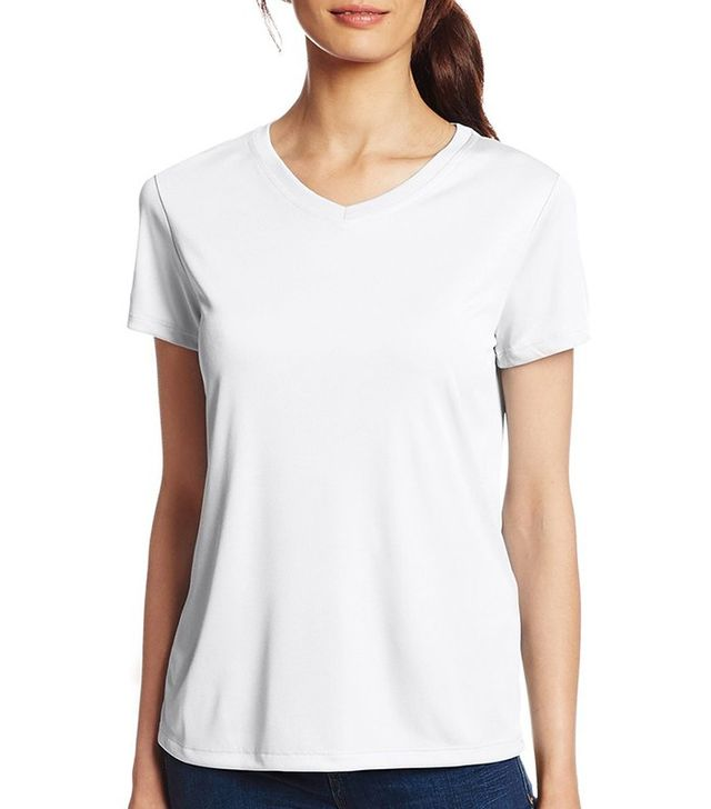 Rated the best white t shirts on amazon whowhatwear au for Who makes the best white t shirts