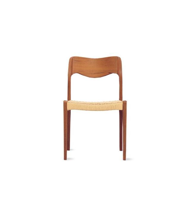 J.L. Møllers Møbelfabrik Møller Model 71 Side Chair