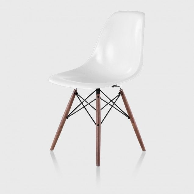 Herman Miller Eames Moulded Fibreglass Side Chair