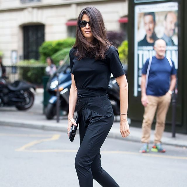 What to Wear to Work When Black Is Your Favourite Colour