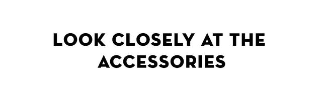 The accessories section cannot be skipped. While a wall of shiny jewellery or shoes may seem overwhelming, it's worth taking your time to scan the entire collection. You'll often find...