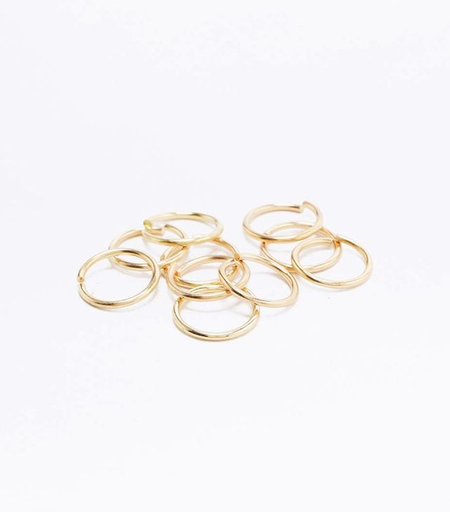 Regal Rose Aeon Short Hair Rings