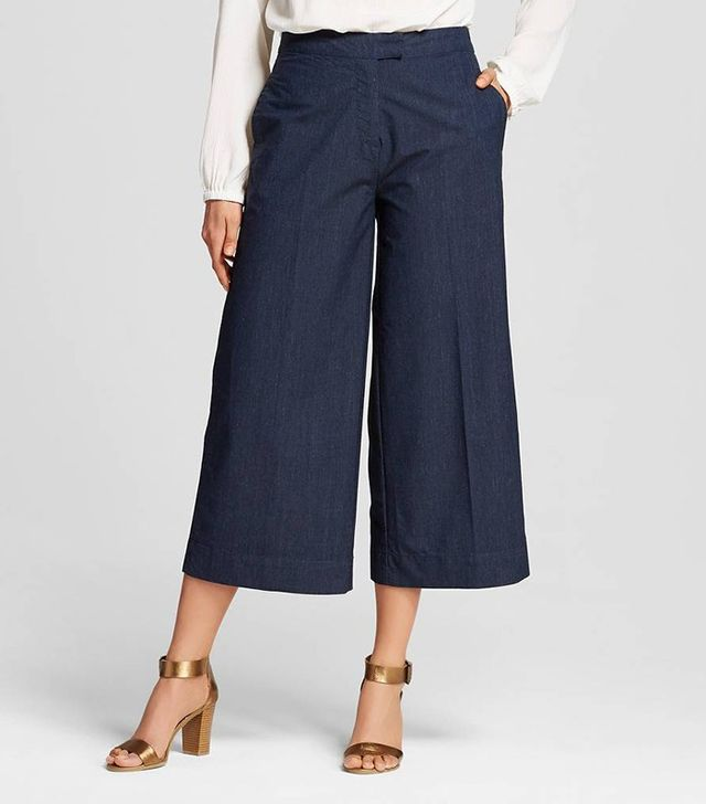 Who What Wear Ankle Crop Pants