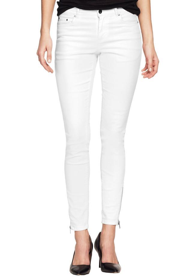 Ellos Zip Skinny Jeans