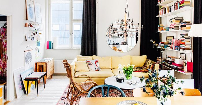 This Is How The Scandinavians Do Bohemian At Home Mydomaine