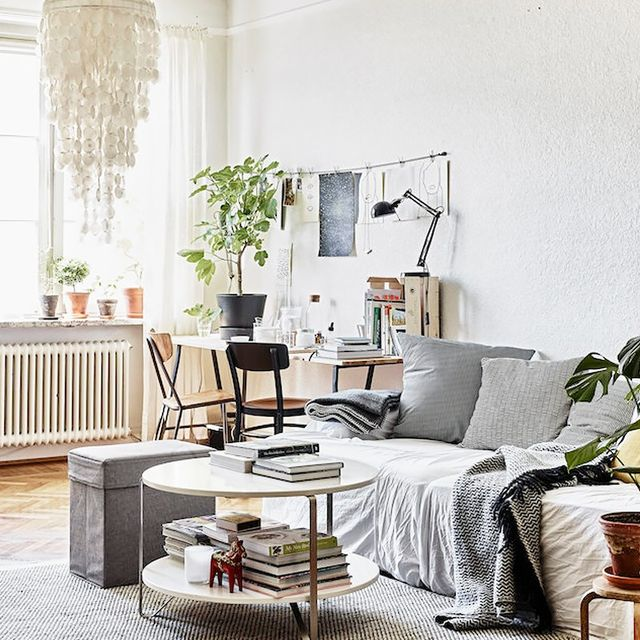 This Is How the Scandinavians Do Bohemian at Home