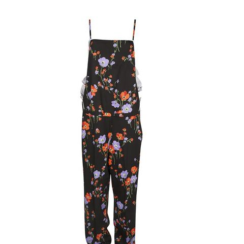 Floral Print Over