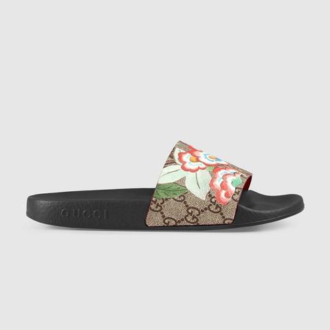 Women's Gucci Tian Slide Sandal